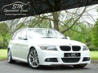 2010 10 BMW 3 SERIES 2.0 320D M SPORT BUSINESS EDITION TOURING 5D 175 BHP DIESEL