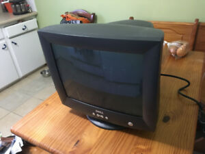 Free Dell Monitor CRT