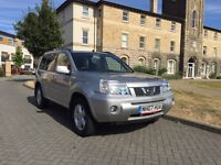 Nissan X-trail 2.2 dci, with sat nav