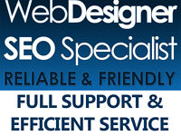 Friendly & Reliable Freelance Web Designer & SEO Specialist With Impressive Portfolio.