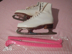 Women's Leather Ice Skates size 11
