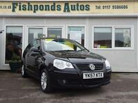 2007 Volkswagen Polo 1.4 S 3dr