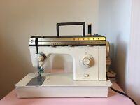 Singer 378 sewing machine - working - £45