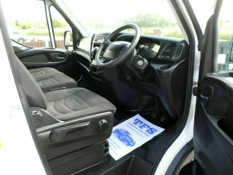 2015 Iveco Daily 35S MWB, WELFARE VAN, MESSING UNIT, 8 SEAT CREW VAN,  TOILET VAN | in Tamworth, Staffordshire | Gumtree