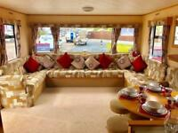 Static caravan holiday home for sale North West CONTACT Lewis 3 bed north west