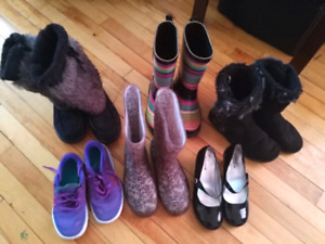 Girls Clothes/shoes