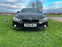 2015 BMW 4 Series 420d [190] SE 5dr Auto [Business Media] COUPE Diesel Automatic