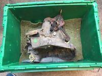 Peugeot 106 1.1 Gearbox