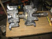 2007-2011 Arctic Cat M/CF track drive assembly