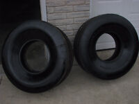 Merry Christmas Never Used Tractor Tires
