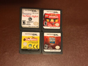 Nintendo DS Games for Sale-Loose