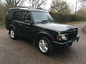 Land Rover Discovery 4.0 V8i XS AUTOMATIC (5 SEATS)