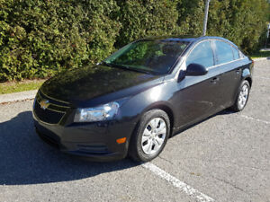 2012 Chevrolet Cruze LT (Turbo) Sedan +4 Winter tires