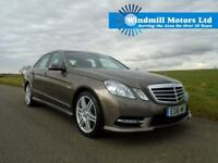 2012 MERCEDES-BENZ E CLASS 2.1 E250 CDI BLUEEFFICIENCY SPORT EDITION 125