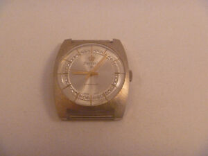 Bolivia Swiss Wind Up Watch AS IS