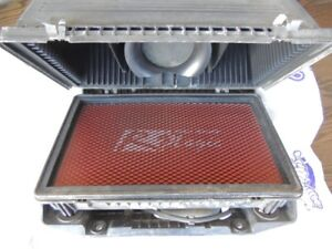 Rx8 OEM air cleaner box and R Magic Sport filter
