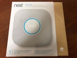 NEST PROTECT Smoke and CO Detector [Latest Wired Version]