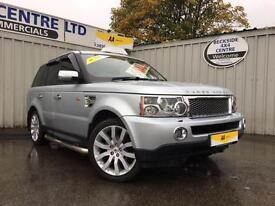 Land Rover Range Rover Sport 2.7TD V6 auto 2006MY HSE 4X4