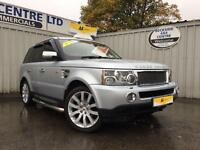 Land Rover Range Rover Sport 2.7TD V6 auto 2006MY HSE 4X4