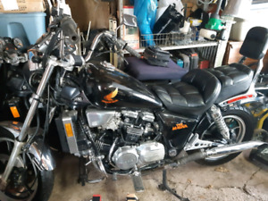 1985 honda magna for sale