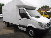 63 REG Mercedes-Benz Sprinter 2.1TD 313CDI LWB 14 FOOT LUTON WITH TAILIFT