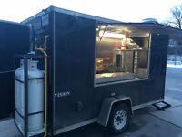 Mobile Kitchen Trailer for Sale