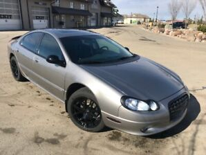 look at this brand used 1999 Chrysler concord lhs 58000 kms