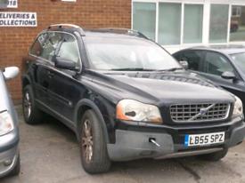 image for Volvo xc90 80k Baylif Repossessed Auto £999x5 x6 range lander rav4 crv