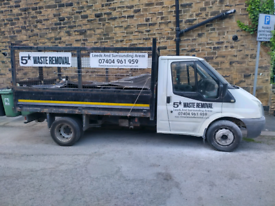 5⭐ Waste Removal - Waste and rubbish removal Leeds & Surrounding Areas