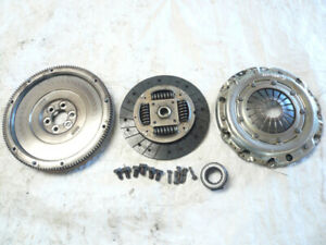 Clutch VALEO single mass Volkswagen TDI 1999 à 2005 ALH BEW MK4