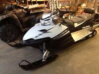 2014 polaris widetrack 600