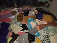 Bundle of size 10 clothes 60+ items