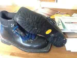 Merrell leather 75 mm sole (3pin)