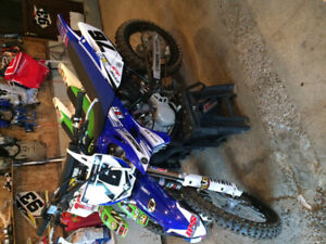 Yz 85 2016 extra clean. 10h usure