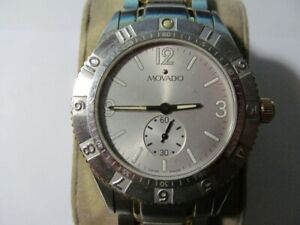 Mens Movado Watch