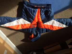 Official Denver Broncos winter jacket! Made in USA and worn once
