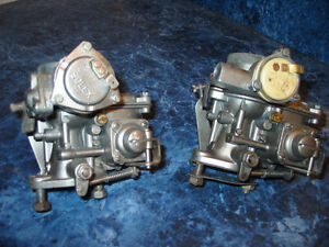 Volkswagen carburetors