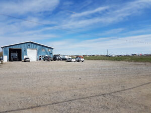 Short Term Industrial Space for Lease, Warehouse, Office, Yard