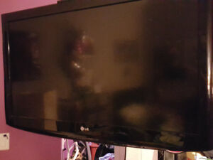 "32"" LG TV for parts or fix"