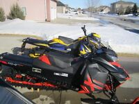 "2014 Summit X 800 etec 154"" t motion"