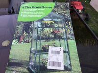 4 TIER GROW HOUSE