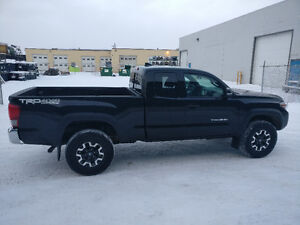 2016 Toyota Tacoma TRD OFF ROAD Pickup Truck 4X4 Access Cab