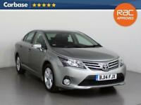 2014 TOYOTA AVENSIS 2.0 D 4D Icon+ 4dr