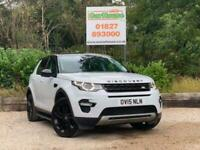 2015 15 LAND ROVER DISCOVERY SPORT 2.2 SD4 HSE LUXURY 5DR DIESEL