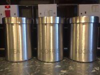 Tea, Coffee & Sugar pots. Excellent condition