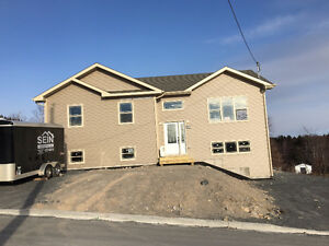 FOR RENT- Clarenville- New Construction- 3 Bedroom/2 Bath House