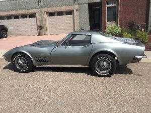 71 CORVETTE, ONE OWNER SINCE 1979