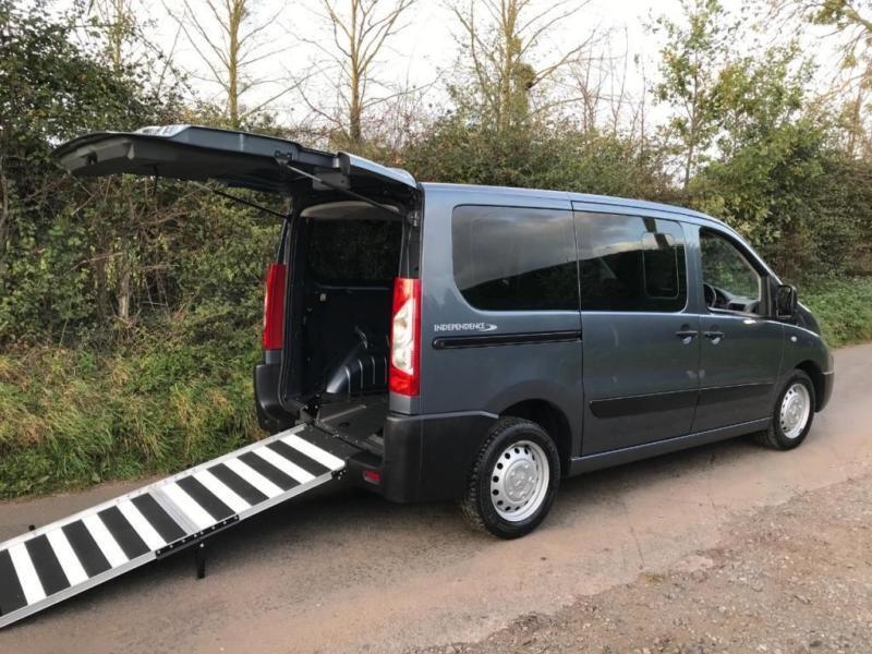 2014 Peugeot Expert Tepee 2.0 HDi L1 98 Comfort 5dr WHEELCHAIR ACCESSIBLE VEH...