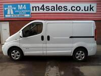 Renault Trafic SL27 SPORT DCI 115PS WITH A/C NO VAT