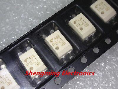 50pcs Smd Tlp521-gb P521-gb P521 Optocoupler Sop-4 Ic Original